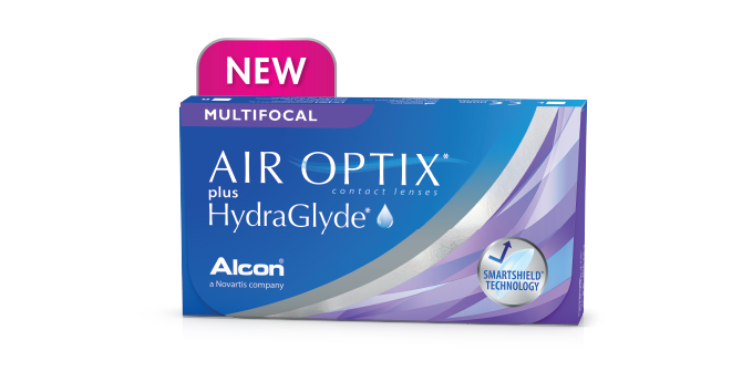 AIR OPTIX® plus Hydraglyde® für ASTIGMATISMUS
